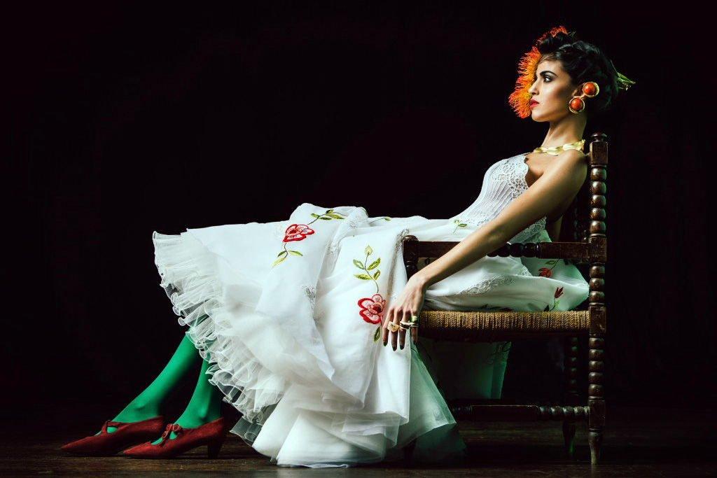 Abiti da Sposa e Cerimonia Tributo a Frida Kahlo