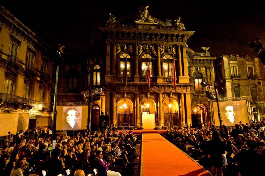 La Via della Seta Francesca Paternò Premio Bellini 2010