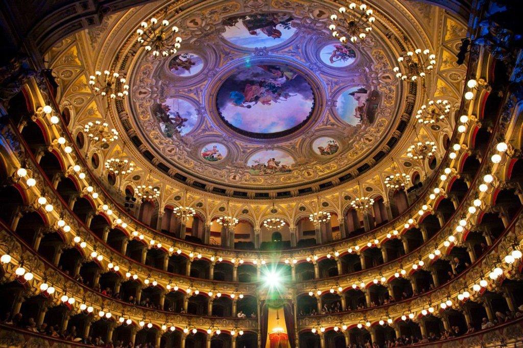 Francesca Paterno La Via della Seta Teatro Massimo Bellini