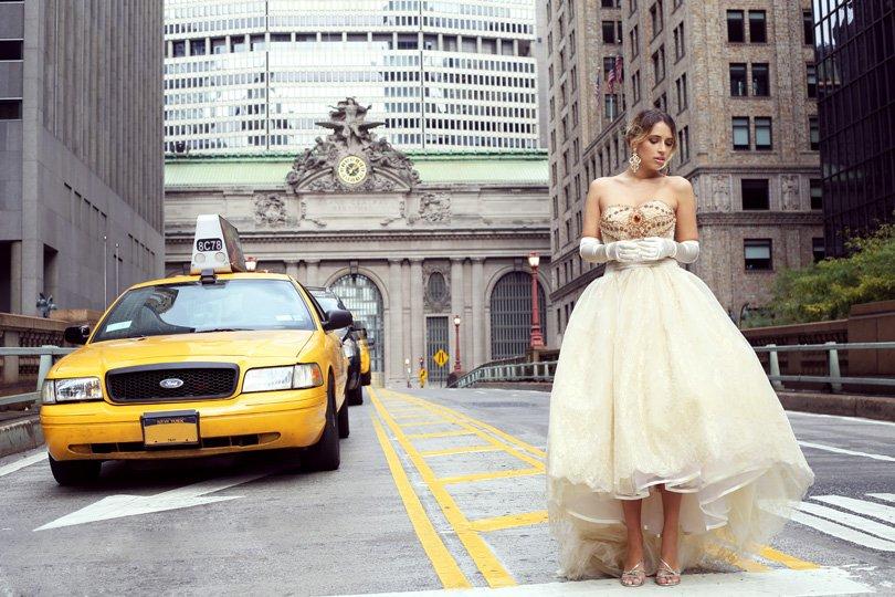 La Via della Seta Street New York